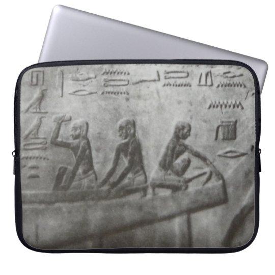 Egyptian Hieroglyphics Laptop Sleeve