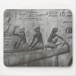 Egyptian Hieroglyphics Mouse Mat