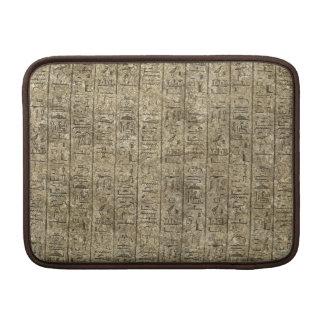 Egyptian Hieroglyphics Sleeve For MacBook Air