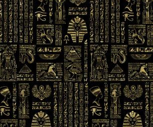hieroglyphics paper