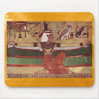 Egyptian Isis mousepad