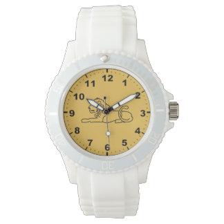 Egyptian lion design wrist watches