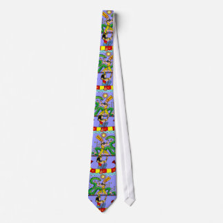 EGYPTIAN MARVALLS /BLUE TIE