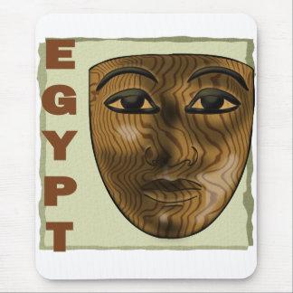 EGYPTIAN MASK MOUSE PAD