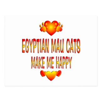 Egyptian Mau Cat Post Cards