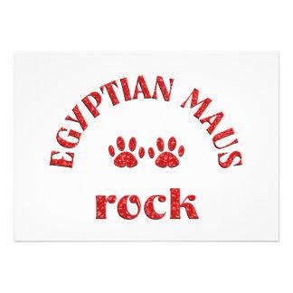 Egyptian Maus Rock Announcements