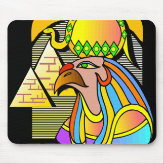 EGYPTIAN MOTIF MOUSE MAT