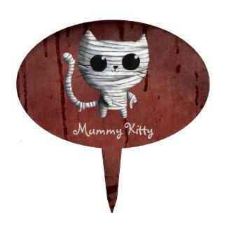 Egyptian Mummy Kitty Cat Cake Topper