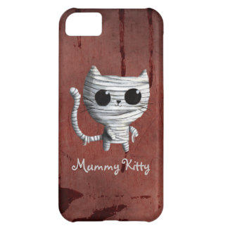 Egyptian Mummy Kitty Cat iPhone 5C Covers