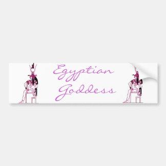 Egyptian Mythology *Isis* Bumper Sticker