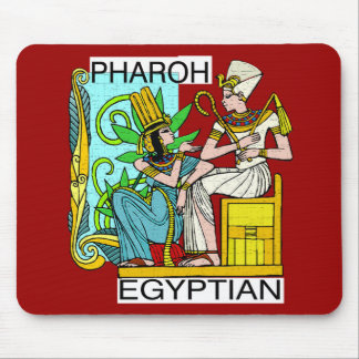 EGYPTIAN PHAROH MOUSE PAD