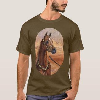 Egyptian Princess Arabian horse tee shirt
