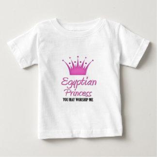 Egyptian Princess Baby T-Shirt
