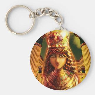Egyptian Princess Keychains