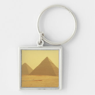 Egyptian Pyramids Key Ring