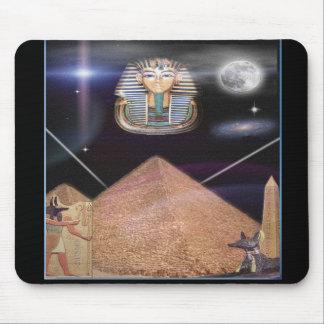 Egyptian Pyramids Mouse Pad
