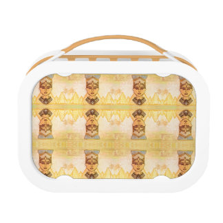 Egyptian queen Cleopatra lunch box