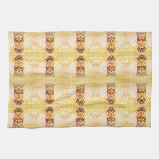Egyptian queen Cleopatra TeaTowels Tea Towel