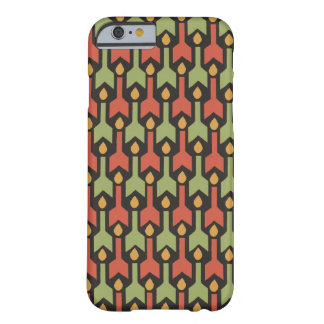 Egyptian Red Green Arrow Pattern iPhone 6 Case