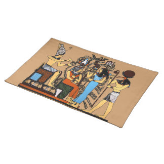 Egyptian Royalty Place Mat