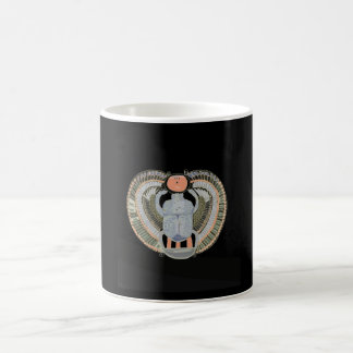 Egyptian Scarab Beetle Coffee Mug
