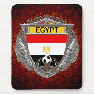 Egyptian Soccer Team Mouse Pad