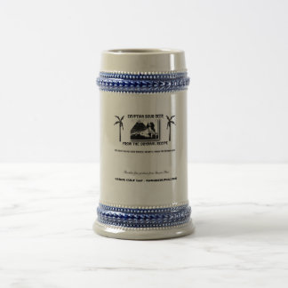 Egyptian Sour Beer Beer Stein