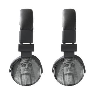 Egyptian Sphinx Headphones