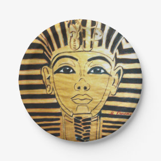 Egyptian Style Paper Plates 7 Inch Paper Plate