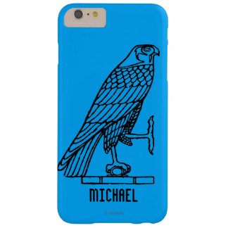 Egyptian Symbol: Falcon Barely There iPhone 6 Plus Case