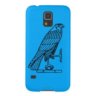 Egyptian Symbol: Falcon Galaxy S5 Covers