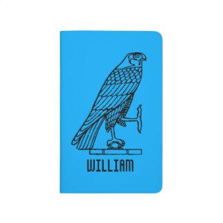 Egyptian Symbol: Falcon Journal