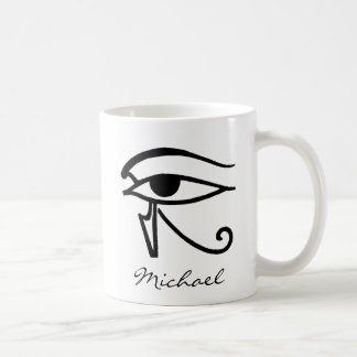 Egyptian Symbol: Utchat Coffee Mug