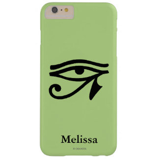 Egyptian Symbol: Wedjat Barely There iPhone 6 Plus Case
