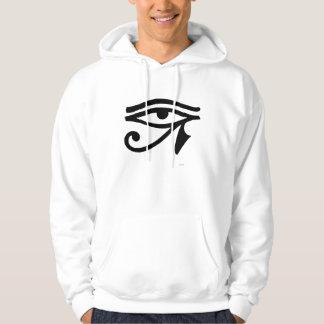 Egyptian Symbol: Wedjat Hoodie