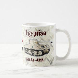 egyptian TANK Basic White Mug