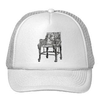 Egyptian Throne chair Cap