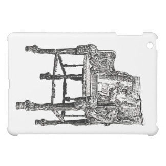 Egyptian Throne chair Case For The iPad Mini