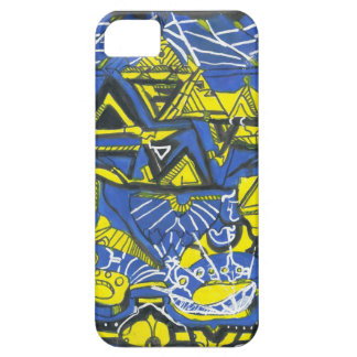 Egyptian Times - Original Abstract Iphone Case iPhone 5 Covers