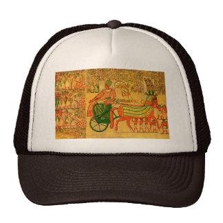 Egyptian Wall Art Hat