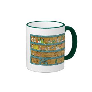 Egyptian Wall Art Mug