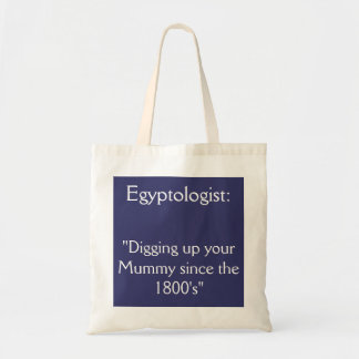 Egyptologist bag
