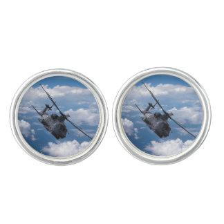 EH101 Merlin Cuff Links