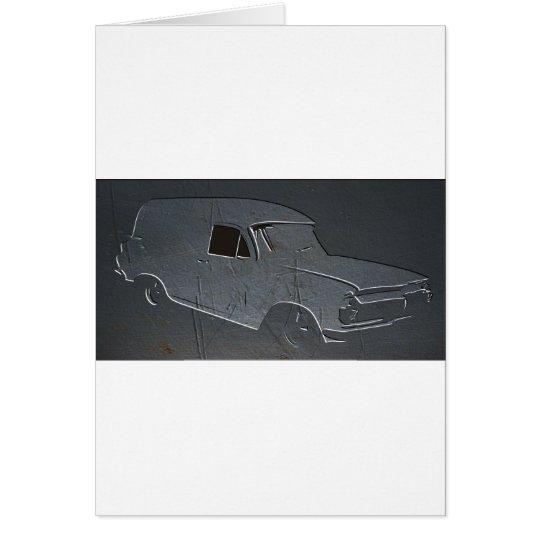 EH Panel Van Card