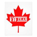 Eh Team Canada Maple Leaf Flyers