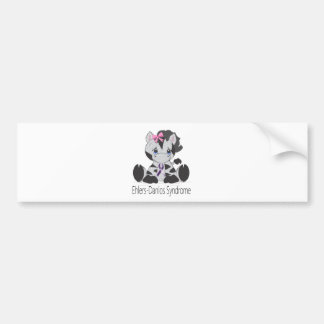 Ehlersdanlossyndrome.png Car Bumper Sticker
