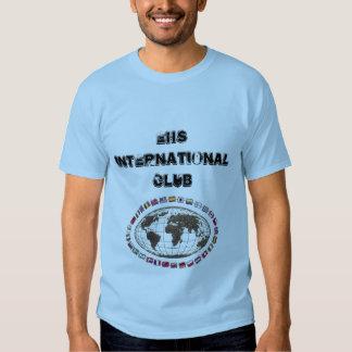 EHS International Club T Shirt