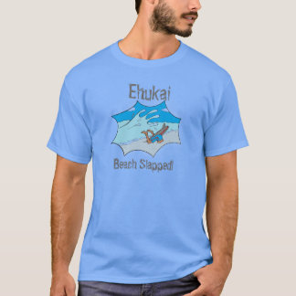 Ehukai Beach Slapped Surfer Wipeout? T-Shirt