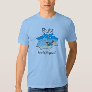 Ehukai Beach Slapped Surfer Wipeout? Tee Shirts