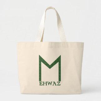 Ehwaz Large Tote Bag